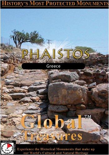 Global Treasures  Phaistos Kreta, Greece