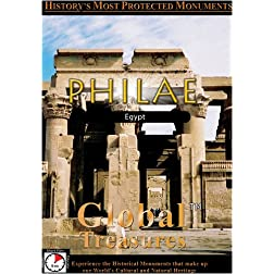 Global Treasures  Philae Egypt