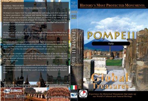 Global Treasures  Pompeii Italy
