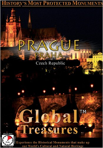 Global Treasures  PRAHA Czech Republic