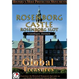 Global Treasures  ROSENBORG SLOT Kobenhavn Denmark
