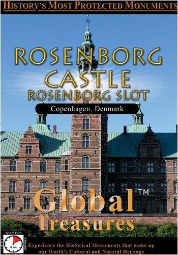 Global Treasures  ROSENBORG SLOT Kobenhavn Denmark