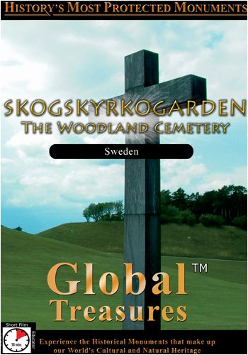 Global Treasures  SKOGSKYSKOGARDEN Stockholm, Sweden