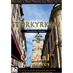 Global Treasures  STORKYRKAN Copenhagen, Denmark