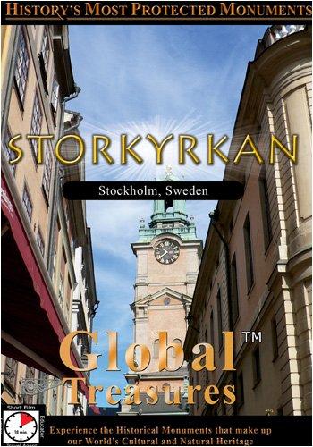 Global Treasures  STORKYRKAN Copenhagen, Denmark