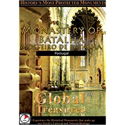 Global Treasures The Batalha Monastery Portugal