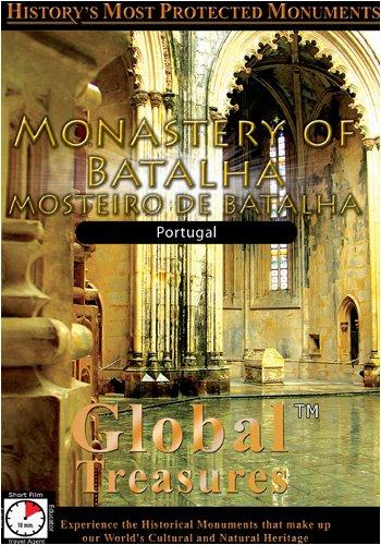 Global Treasures The Batalha Monastery Portugal
