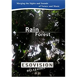 ESOVISION Relaxation  RAIN FOREST