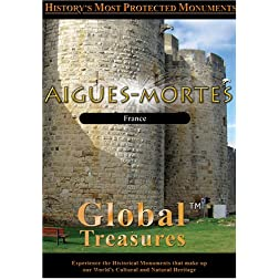 Global Treasures  AIGUES - MORTES Provence, France