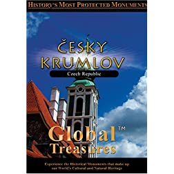 Global Treasures  Cesky Krumlov Czech Republic