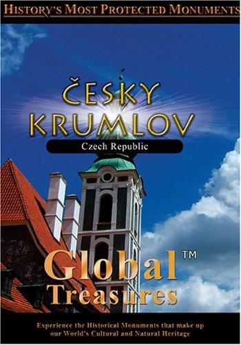 Global Treasures  Cesky Krumlov Czech Republic