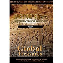 Global Treasures  DENDERA Dendera Temple Complex Egypt