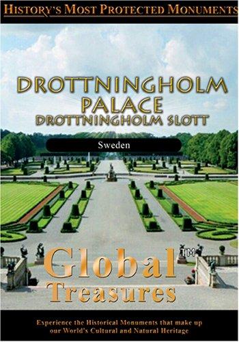 Global Treasures  DROTTNINGHOLM PALACE Drottingholm Slott Sweden