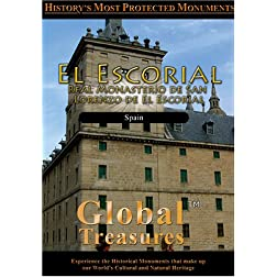 Global Treasures  El Escorial Spain