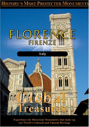 Global Treasures  FLORENCE Firenze Tuscany, Italy