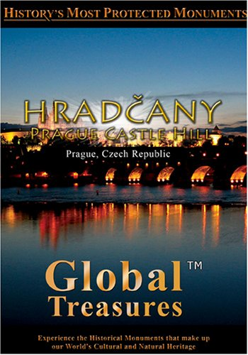 Global Treasures  HRADCANY PRAHA Czech Republic