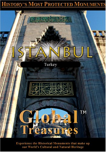 Global Treasures  ISTANBUL - Old City Turkey