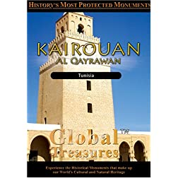 Global Treasures  KAIROUAN Al QAYRAWAN Tunisia