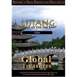 Global Treasures  Lijiang Yunnan, China