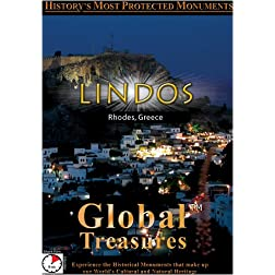 Global Treasures  Lindos Rodos, Greece