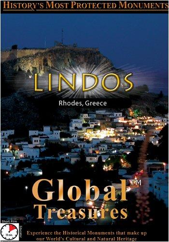 Global Treasures  Lindos Rodos, Greece