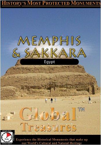 Global Treasures  Memphis & Sakkara Egypt