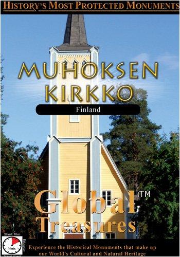 Global Treasures  MUHOKSEN KIRKKO Finland