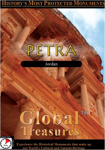 Global Treasures  PETRA Jordan