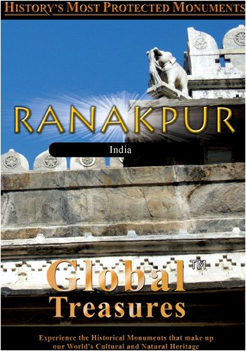 Global Treasures  RANAKPUR Rajasthan, India