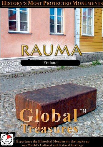 Global Treasures  RAUMA Finland