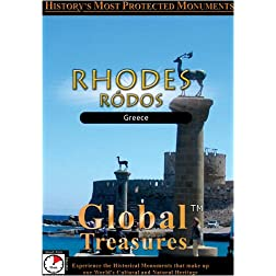 Global Treasures  RODOS Greece
