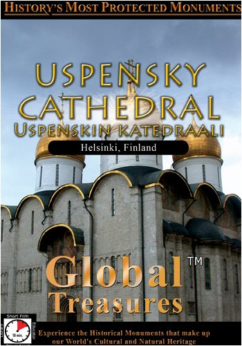 Global Treasures  USPENSKY CATHEDRAL Finland