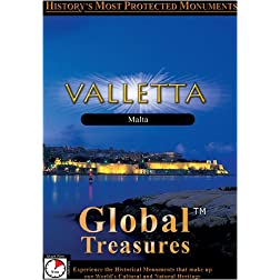 Global Treasures  VALLETTA Malta