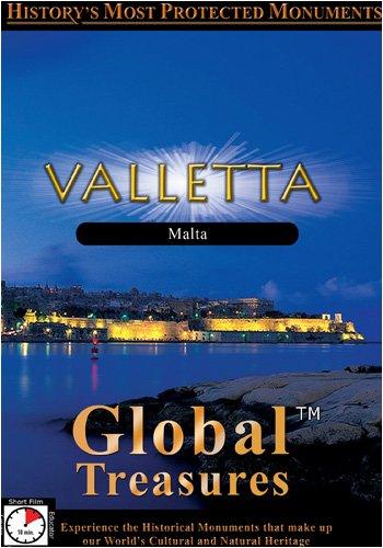 Global Treasures  VALLETTA Malta