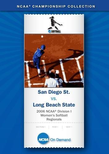 2006 NCAA Division I Women's Softball Regionals - San Diego St. vs. Long Beach State