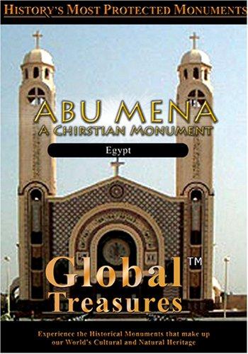Global Treasures  ABU MENA A Christian Monument Egypt