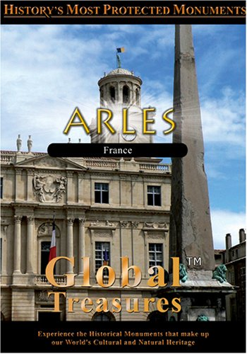 Global Treasures  ARLES Provence, France