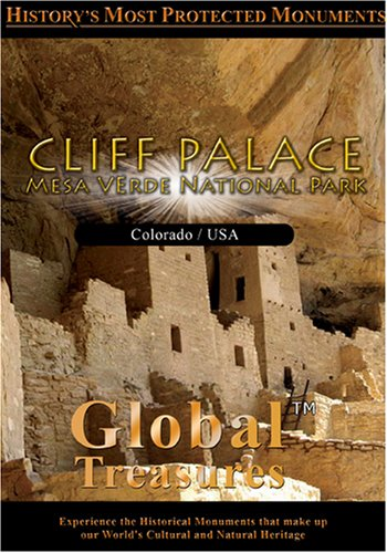 Global Treasures  CLIFF PALACE Mesa Verde National Park Colorado
