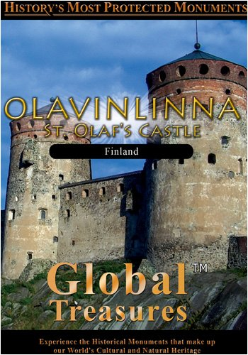 Global Treasures  OLAVINLINNA Finland