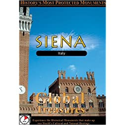 Global Treasures  Siena Tuscany, Italy