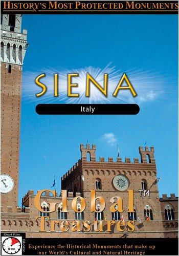 Global Treasures  Siena Tuscany, Italy