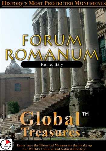 Global Treasures The Forum of Rome