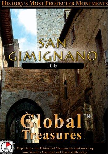 Global Treasures  San Gimignano Tuscany, Italy