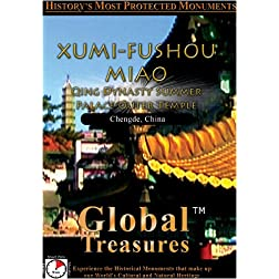 Global Treasures  XUMI-FUSHOU-MIAO Qing Dynasty Summer Palace Outer Temple Chengde, China