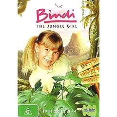 Bindi-Jungle Girl