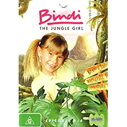 Bindi-Jungle Girl