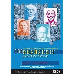 100 Quebecois: Les Geants