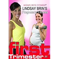 Lindsay Brin's Mom's Into Fitness First Trimester