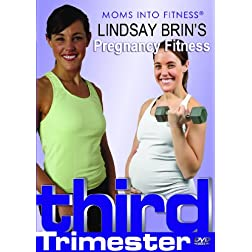 Lindsay Brin's Mom's Into Fitness Third Trimester