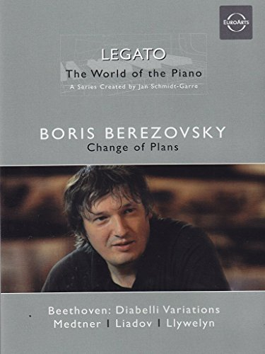 Legato: The World of the Piano, Vol. 1